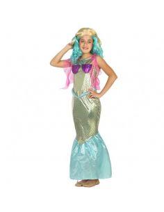 Disfraz Sirena Infantil Tienda de disfraces online - venta disfraces