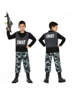 Disfraz Policía Swat Infantil Tienda de disfraces online - venta disfraces