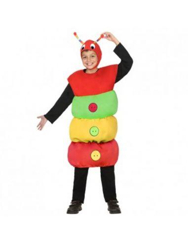Disfraz de Gusano Infantil Tienda de disfraces online - venta disfraces