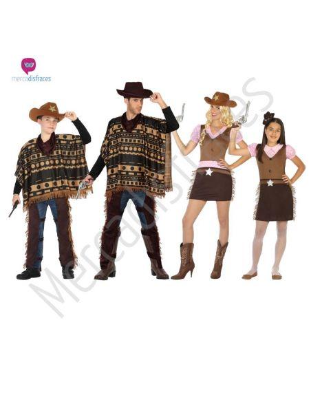 Disfraz Vaquero para niño Tienda de disfraces online - venta disfraces