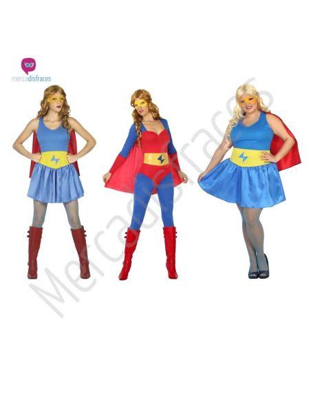 Disfraz Héroe Comic Adulto  Tienda de disfraces online - venta disfraces