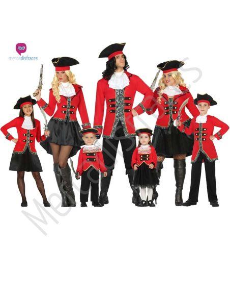 Disfraz Capitana Pirata para Mujer Tienda de disfraces online - venta disfraces