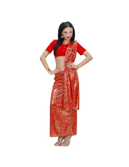 Disfraz Bailarina de Bollywood Sari Tienda de disfraces online - venta disfraces