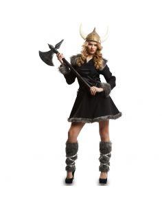 Disfraz Vikinga Salvaje para chica Tienda de disfraces online - venta disfraces