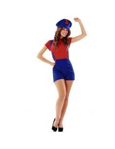 Disfraz Super Lady Roja Tienda de disfraces online - venta disfraces