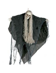 Colgante esqueleto con luz y sonido Tienda de disfraces online - venta disfraces