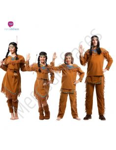 Disfraces para Grupos de indios originales Tienda de disfraces online - venta disfraces
