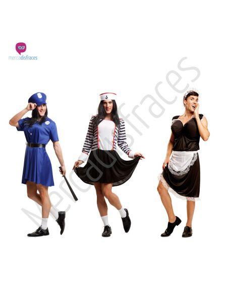 Disfraces para Grupos de machotes originales Tienda de disfraces online - venta disfraces