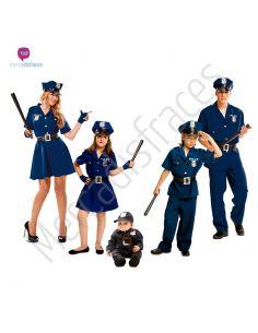 Disfraces para Grupos de policías y presos Tienda de disfraces online - venta disfraces