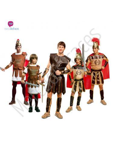 Disfraces para Grupos de romanos originales Tienda de disfraces online - venta disfraces