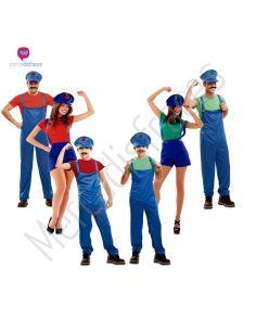 Disfraces para Grupos de super mario Tienda de disfraces online - venta disfraces