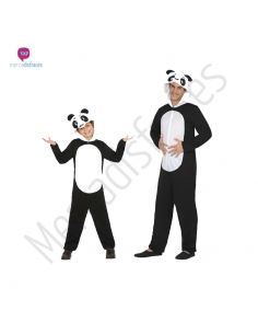 Disfraces para grupos Osos Panda baratos