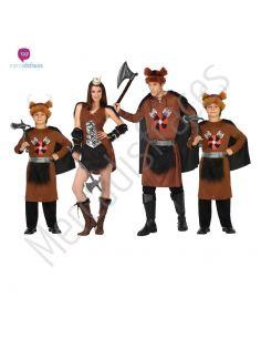 Disfraces para grupos de Vikingos baratos Tienda de disfraces online - venta disfraces