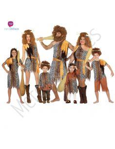 Disfraces para grupos de Trogloditas baratos Tienda de disfraces online - venta disfraces
