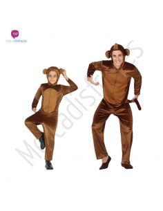 Disfraces para grupos de Monos baratos