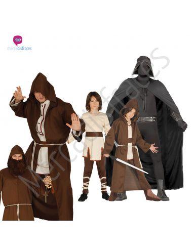 Disfraces divertidos de Jedi para grupos Tienda de disfraces online - venta disfraces