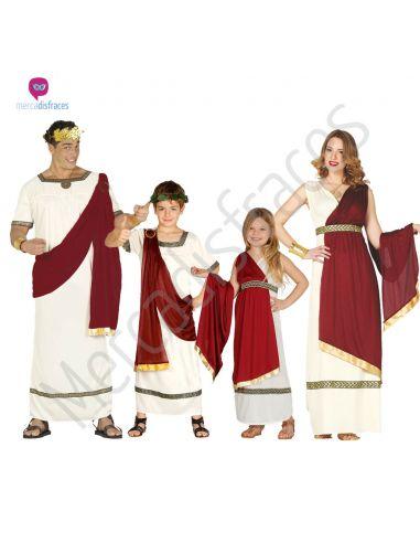 Disfraces divertidos de Romanos para grupos