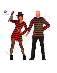 Disfraces divertidos de Viernes 13 para grupos Tienda de disfraces online - venta disfraces
