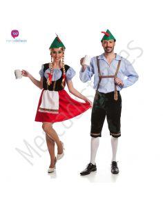 Disfraces de Carnaval de Alemanes para grupos Tienda de disfraces online - venta disfraces