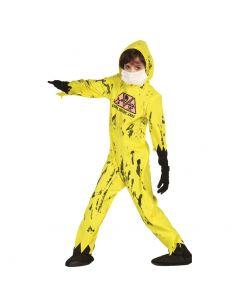 Disfraz Zombie Nuclear infantil Tienda de disfraces online - venta disfraces