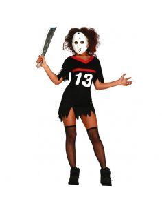 Disfraz Jason 13 mujer Tienda de disfraces online - venta disfraces