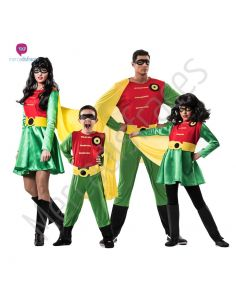 Disfraces de Carnaval de Robin para grupos Tienda de disfraces online - venta disfraces