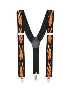 Tirante de llamas Tienda de disfraces online - venta disfraces