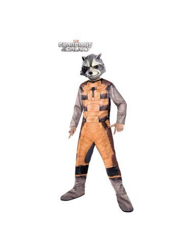 Disfraz Rocket Raccon Classic Infantil Tienda de disfraces online - venta disfraces