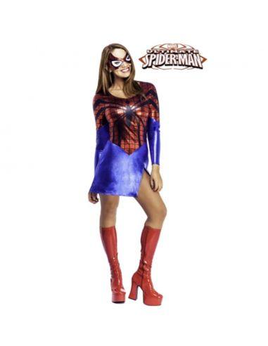 Disfraz Spidergirl Tienda de disfraces online - venta disfraces