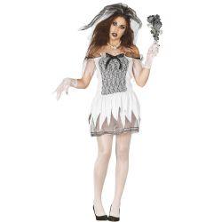 Disfraz La novia cadáver para mujer