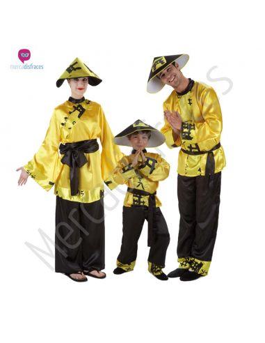 Disfraces de Carnaval de Chinos para grupos Tienda de disfraces online - venta disfraces