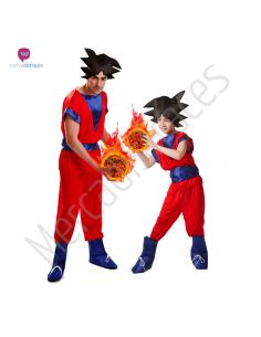 Disfraces de Carnaval de Goku para grupos Tienda de disfraces online - venta disfraces