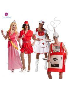 Disfraces de Carnaval de Draq queen para grupos Tienda de disfraces online - venta disfraces