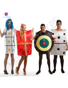 Disfraces de Carnaval de Juegos de Mesa para grupos Tienda de disfraces online - venta disfraces