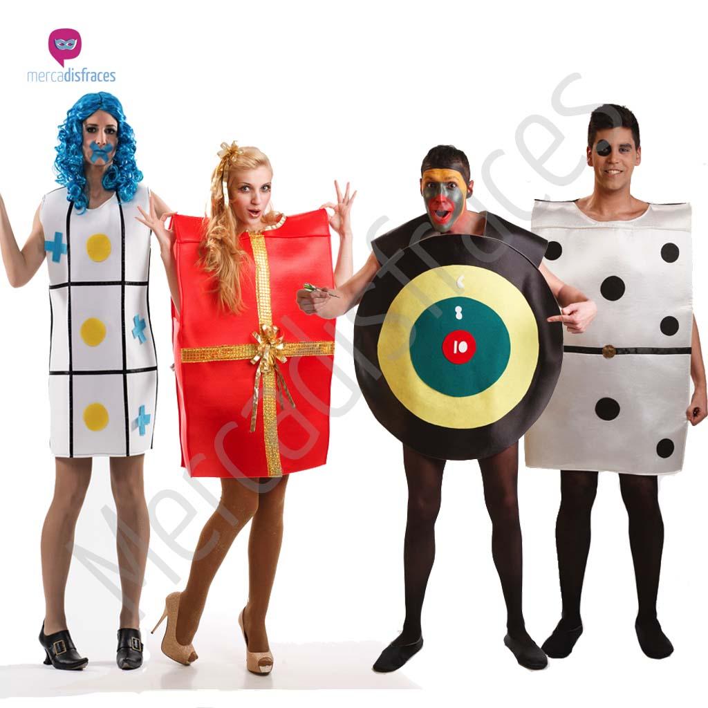 Disfraces De Carnaval De Juegos De Mesa Para Grupos Ideas Para D