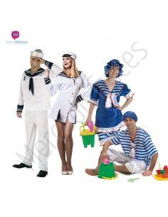 Disfraces de Carnaval de Marineros para grupos Tienda de disfraces online - venta disfraces