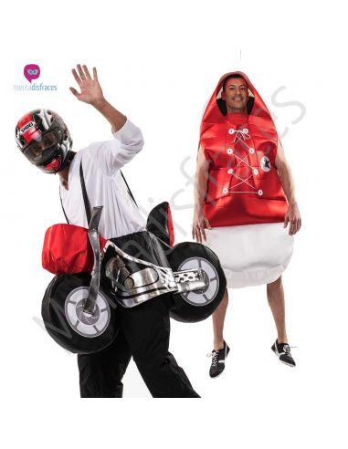 Disfraces de Carnaval de Motos para grupos