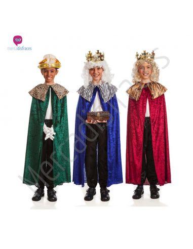 Disfraces de Carnaval de Reyes Magos para grupos