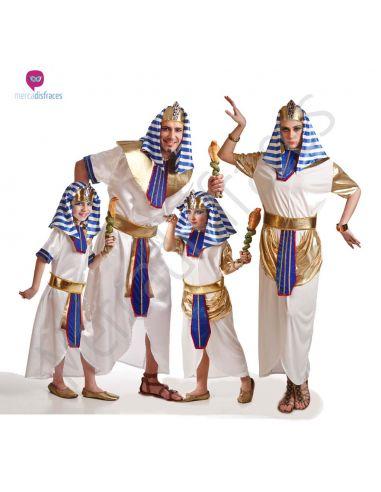 Disfraces de Carnaval Egipcios para grupos