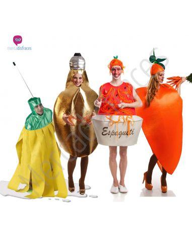 Disfraces de Carnaval Graciosos para grupos