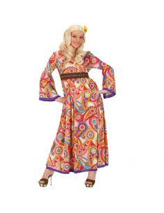Disfraz Vestido Hippie Tienda de disfraces online - venta disfraces