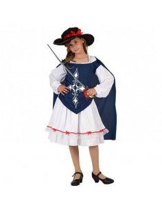 Disfraz de Mosquetera infantil Tienda de disfraces online - venta disfraces