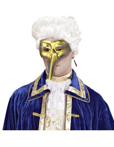 Máscara Veneciana Oro y Plata Tienda de disfraces online - venta disfraces