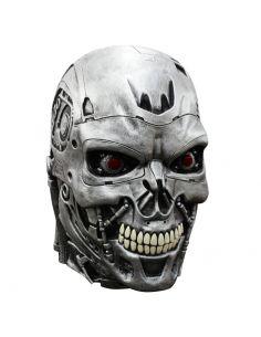 Mascara Terminator Endoskull Deluxe Tienda de disfraces online - venta disfraces