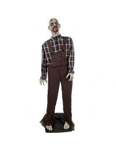Zombie con luz, sonido y movimiento Tienda de disfraces online - venta disfraces