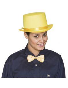 Chistera Alta Calidad Amarilla Tienda de disfraces online - venta disfraces