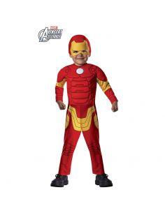 Disfraz Iron Man Deluxe Bebé Tienda de disfraces online - venta disfraces