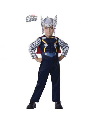 Disfraz Thor Deluxe Bebé Tienda de disfraces online - venta disfraces