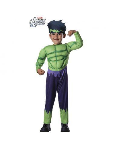 Disfraz Hulk Deluxe Bebé Tienda de disfraces online - venta disfraces