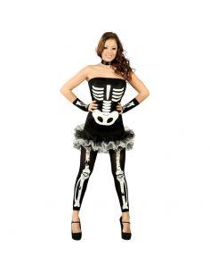 Disfraz Esqueleta Sexy Tienda de disfraces online - venta disfraces